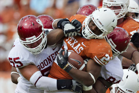OU vs. Texas: Different Stakes In 2012 | Sooner4OU | Scoop.it