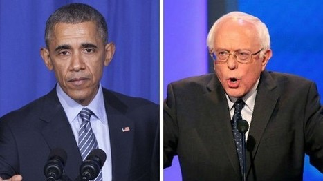 Obama rebukes Sanders on breaking up big banks - USA 2016 Elections | USA Elections | Scoop.it
