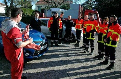 Les pompiers planchent sur les véhicules hybrides | SAPEURS-POMPIERS DE LA MARNE | Scoop.it