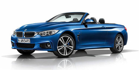 BMW 435I M SPORT Convertible car Review | Automobile News, Car Wallpapers, Auto Insurance & Auto Technologies | Scoop.it