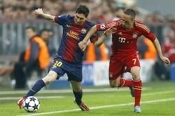 Barcelona Bayern Münih maçı izle 1 Mayıs 2013   Dermoli   Scoop.it