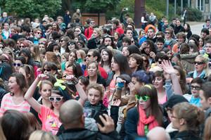 Rouen : 400 personnes dansent sur Gangnam Style   Actualités de Rouen et de sa région   Scoop.it
