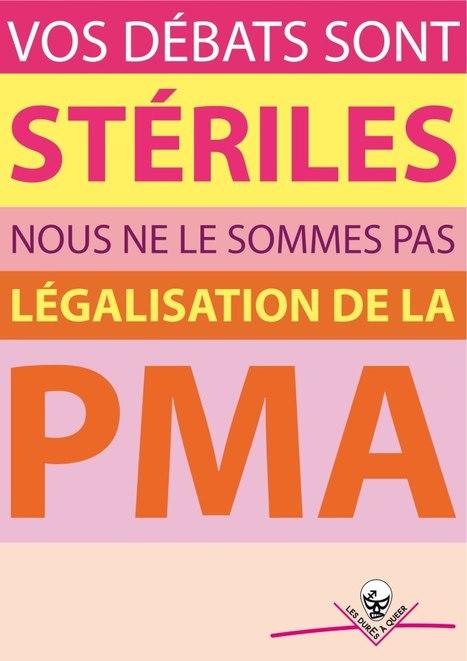 PMA : assez du paternalisme d'État, nous voulons des droits !   PMA   Scoop.it