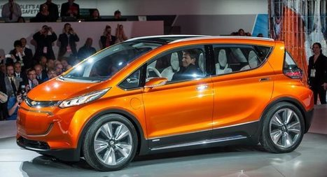 Carscoops: Chevrolet Will Reportedly Start Producing the Bolt EV in Late 2016 | Consumer Automotive News | Scoop.it