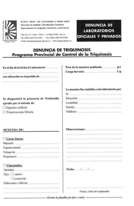 FAO - Red de Helmintología para America Latina y el Caribe - Diagnóstico por Digestión Enzimática: procedimiento | Trichinella spiralis | Scoop.it