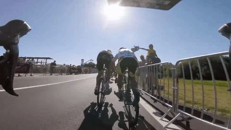If You Want to See the Future of TV, Watch the Tour de France - Gizmodo | screen seriality | Scoop.it
