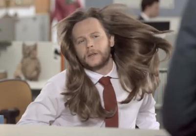 T'es un homme et t'as pas de shampoing... Dove ? | Humour et Marketing | Scoop.it
