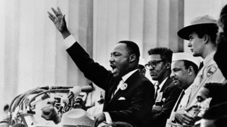 MLK's 'I Have a Dream' speech censored on Internet Freedom Day | Digital Trends | 50 yr Dream Speech | Scoop.it
