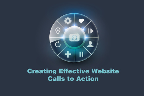 Creating Effective Website Calls to Action | Web Design Development - Fast Track Creations | Scoop.it