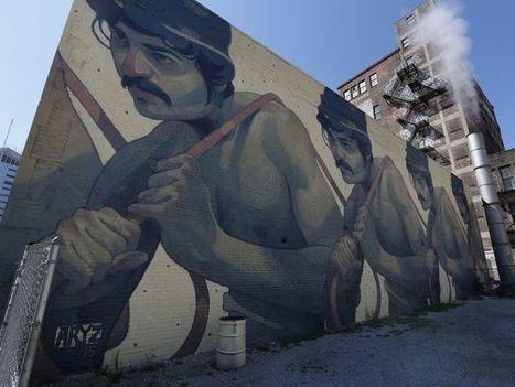 See Detroit street art through readers' eyes - Detroit Free Press | Detroit Rises | Scoop.it