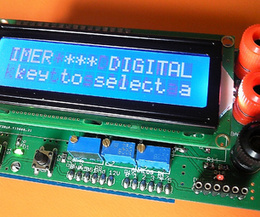 Digital multimeter shield for Arduino | Open Source Hardware News | Scoop.it