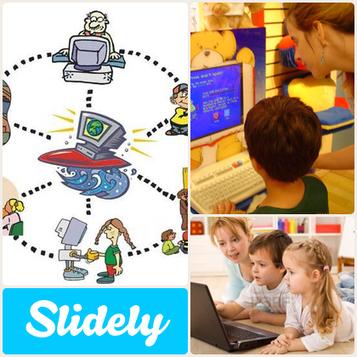 LAS TIC'S EN LA EDUCACION | Online Slideshow by Slide.ly | La web 2.0 | Scoop.it