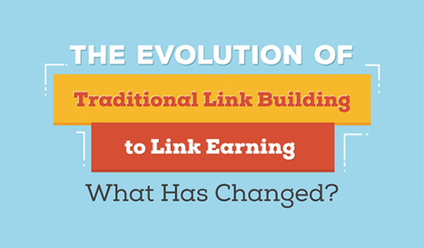 Why You Should Stop Link Building for SEO & What to do Instead [Infographic] | World of #SEO, #SMM, #ContentMarketing, #DigitalMarketing | Scoop.it