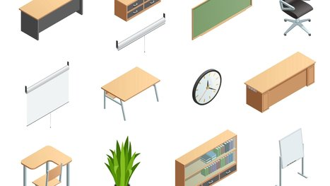 3 Unused Teaching Tools: The Furniture, Floors, and Walls | Live and Learn | Scoop.it