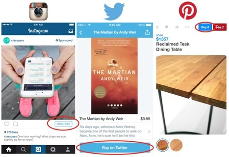 How Twitter, Pinterest, and Instagram Are Enabling Marketers to Sell Smarter | Simply Measured | Social Media Useful Info | Scoop.it