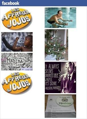 Sept à Huit vidéo : La légende Nelson Mandela | Nelson Mandela | Scoop.it