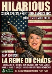 Hillary et l'illusion des plafonds de verre | Investig'Action | Global politics | Scoop.it