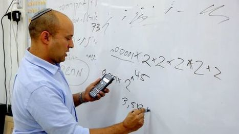 Israel's education minister: Studying Judaism more important than math and sciences - Israel News | Jewish Education Around the World | Scoop.it