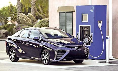 Here come the hydrogen stations | Hydrogen for a smarter energy mix | Scoop.it