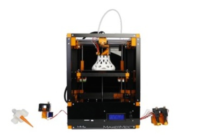 Multi-material 3D printer launches on Kickstarter | Inside3DP | Machinimania | Scoop.it