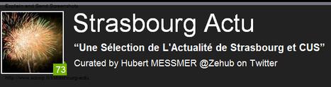 Mais aussi...Une Sélection de L'Actualité de Strasbourg Eurométropole | Alsace Actu | Scoop.it