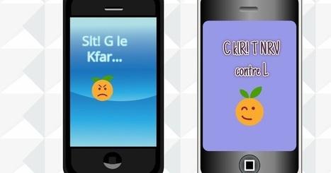 JeuxFle: Vocabulaire SMS. Jeu en ligne | Apprentissage du FLE | Scoop.it