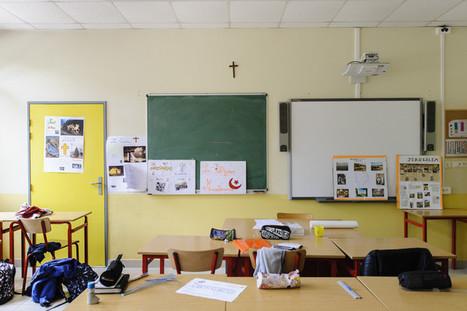 Écoles hors contrat, l'Enseignement catholique en appelle à François Hollande   Voir et prier   Scoop.it