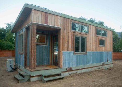 Going green: Energy-efficient, water-wise homes on Ojai tour | Sustainability Science | Scoop.it