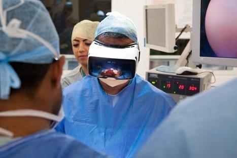 Un patient atteint de Cancer va être opéré en réalité virtuelle | GAMIFICATION & SERIOUS GAMES IN HEALTH by PHARMAGEEK | Scoop.it