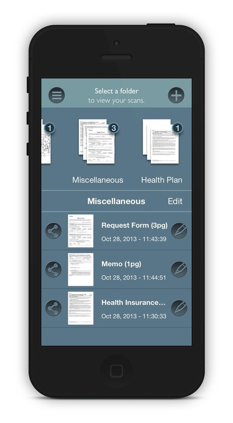 AirScan - Powered by Neuone | Airscan Mobile App | Scoop.it