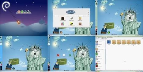 Solution Linux : Primtux version liberté [pour les élèves de l'école primaire] | Technologies numériques & Education | Scoop.it
