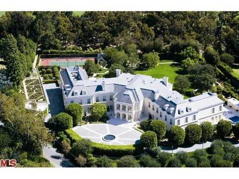 Aaron Spelling Mansion   Beverly Hills Real Estate Agent   Real Estate   Scoop.it