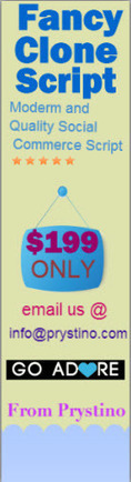 Get Fancy Clone Script for $199 only | The Fancy clone - Prystino | Scoop.it