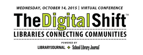 TDS15: Libraries Connecting Communities - Preview - The Digital Shift | Digital Collaboration and the 21st C. | Scoop.it