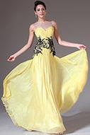 [EUR 149,99] eDressit 2014 Nouveauté Dresse de bal de sheer jaune ligne-A (00144003)   eDressit 2014 Nouveauté Magnifique Robe de Soirée en tendance   Scoop.it