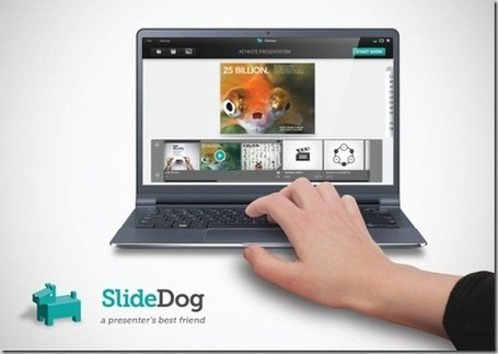 SlideDog Updated To Support PowerPoint 2010 And Adobe Acrobat | Digital Presentations in Education | Scoop.it