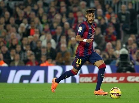 Neymar cartonne dans l'ombre de Messi - Sport.fr | Selecao.FR | Scoop.it