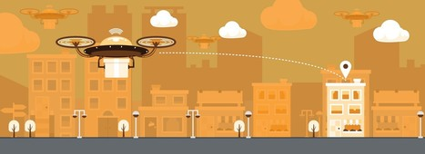 How does a drone optimize its routes?   Information Scoop   Scoop.it