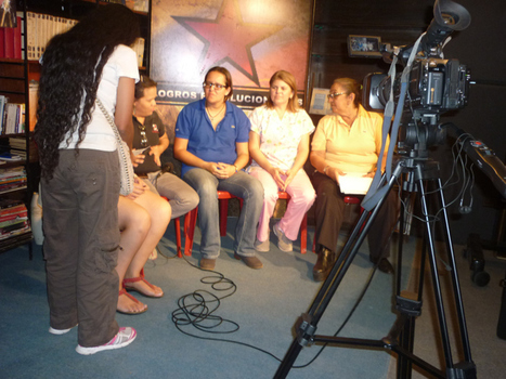 Canal Z, l'aventure de l'appropriation populaire des médias au Venezuela | Venezuela | Scoop.it