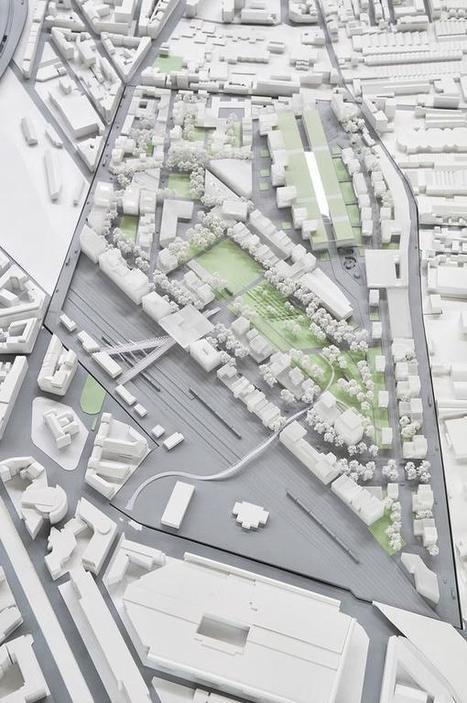 JO 2024 : La Ville de Pantin propose la construction d'un Village Olympique en bois | Sport et développement durable | Scoop.it