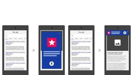 Google pénalisera les sites qui abusent des publicités pour les applis   Le Figaro   CLEMI. Infodoc.Presse  : veille sur l'actualité des médias. Centre de documentation du CLEMI   Scoop.it