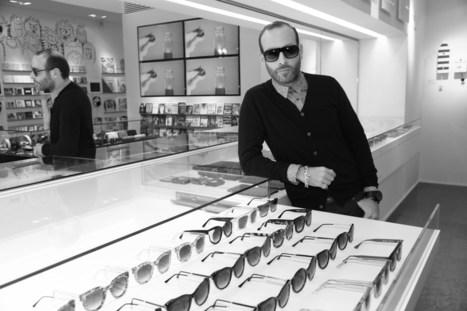 Thierry Lasry: Futuristic Vintage | Optique de créateurs | Scoop.it
