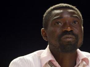Dieudonné Niangouna, premier artiste africain associé au Festival d ... - RFI | art move | Scoop.it