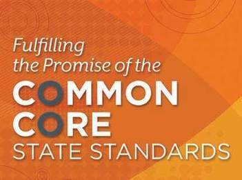 """""""Materials that are Common Core–aligned and materials that are authentically developed"""" for #CCSS 