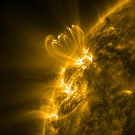 Why NASA Studies the Ultraviolet Sun | ciberpocket | Scoop.it