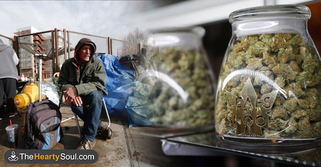 Colorado is using $3 million from marijuana tax to provide food and housing for the homeless | The Peoples News | Scoop.it