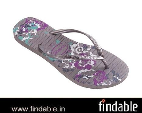 Buy Slim Fashion Granite Rubber Footwear | Fashion Accessories | Scoop.it