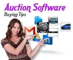Tips To Find Good Auction Software | Website Scripts | Scoop.it