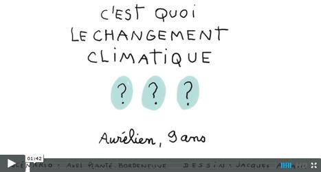 C'est quoi, le changement climatique ? - 1jour1actu.com - L'actualité à hauteur d'enfants ! | -thécaires | Espace jeunesse | Scoop.it