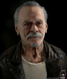 Process of Making of Realtime Portrait by Glauco Longhi | CGVILLA | Scoop.it